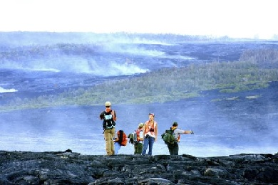 Evening Volcano Explorer image 2