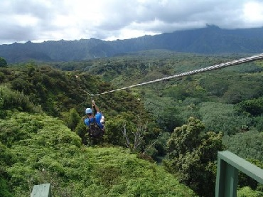 Kauai Backcountry Zipline Adventure image 1