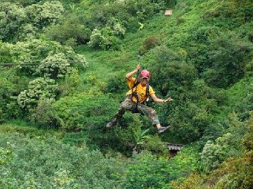 Kauai Backcountry Zipline Adventure image 2
