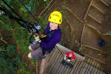 Kohala Canopy Zipline Adventure image 2