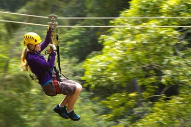Kohala Canopy Zipline Adventure image 3