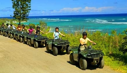 Kualoa ATV Ride image 2