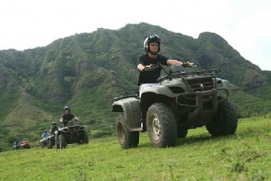 Kualoa ATV Ride image 1