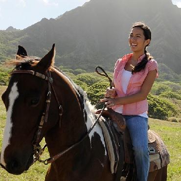 Scenic Valley Horseback