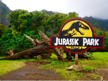 Kualoa Ranch Movie Sites Experience Tour image 1