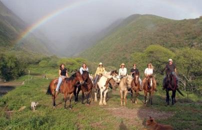 Product West Maui Horseback Historic Adventure