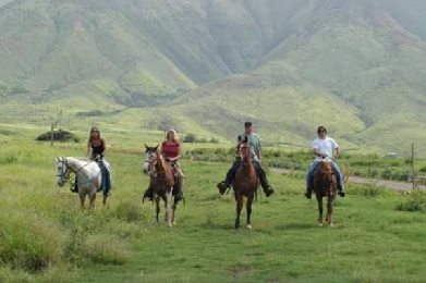 West Maui Horseback Ride