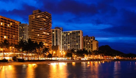 Honolulu City Lights and Sunset Sail image 1