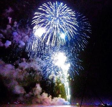 Product Makani Friday Night Fireworks Sail