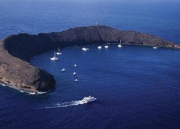 Product Pride of Maui Deluxe Morning Molokini Turtle Cruise