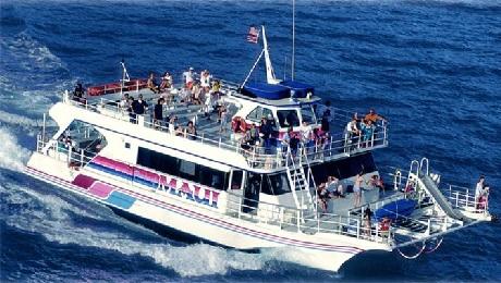 Product Pride of Maui Afternoon Snorkel Adventure