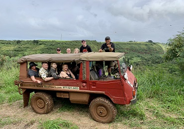 Pua'a 'Ahiu- The Wild Boar Off-Road Expedition