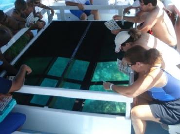 Product Glass Bottom Boat Cruise