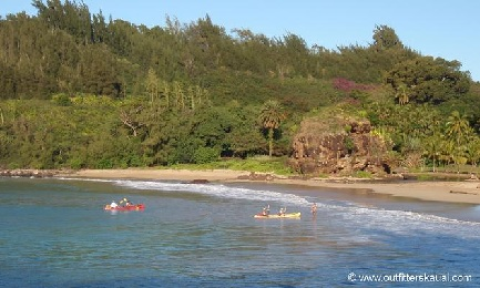 Kauai South Shore Sea Kayak