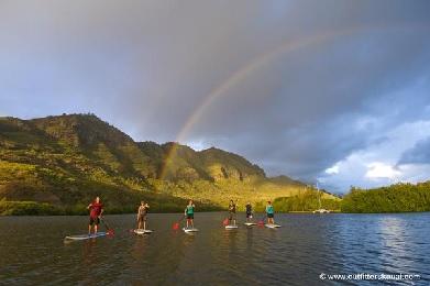 Kauai Stand Up Paddle Board Tour