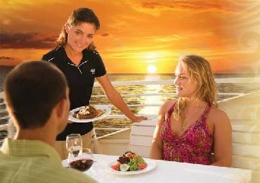 Product Sunset Dinner Premium Seating Cruise