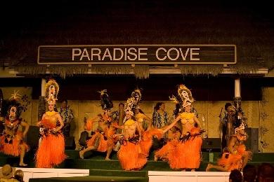 Paradise Cove Deluxe Luau