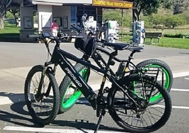 Specialty Electric Bike Overnight