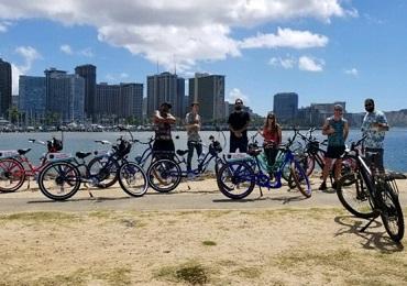 E-Bike Waikiki and Beyond
