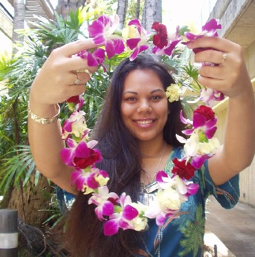 Product Big Island-Hilo Lei Greeting