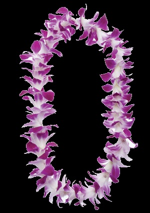 Product Maui Lei Greeting