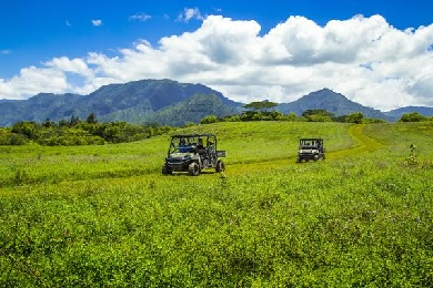 Princeville Off Road Adventure