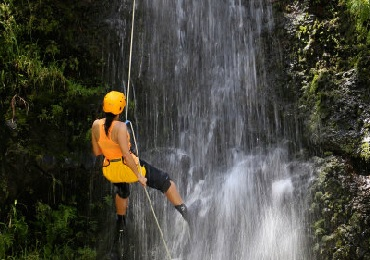 Rappel Waterfalls Adventure