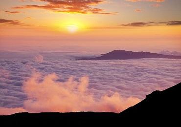 Haleakala Sunrise Van and Zipline Combo Tour image 1
