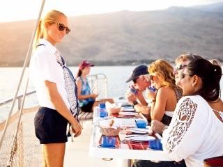 Product Captain's Sunset Sail Maalaea