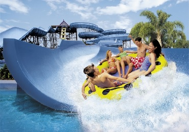 Product Wet'n'Wild Hawaii Water Park Excursion - Deluxe Package