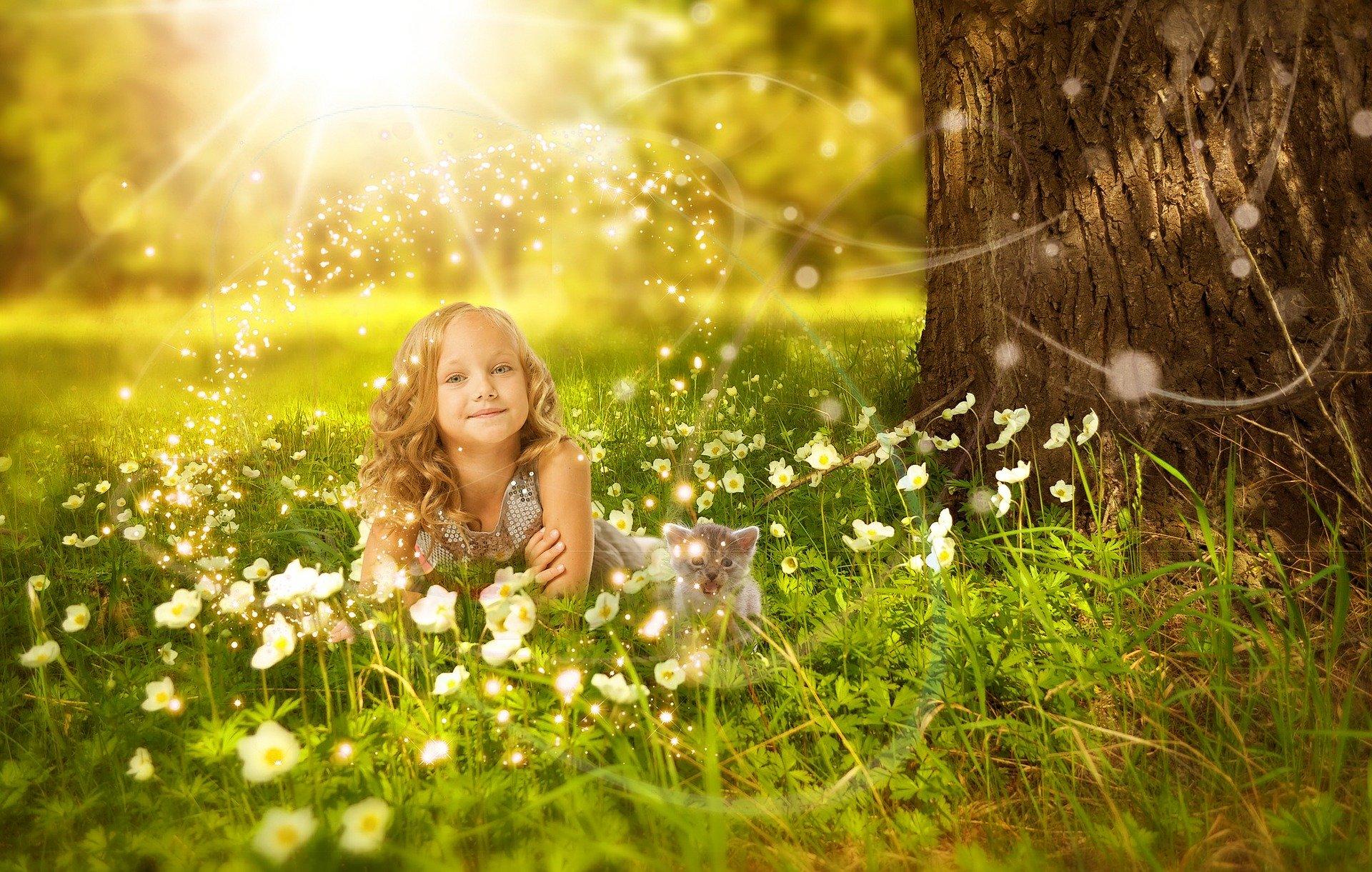 Utelešenje lepote in sočutja - Specialna izkušnja prezence