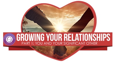 ThetaHealing® GROWING YOUR RELATIONSHIPS: PART 1 You and Your Significant Other Course -November  20