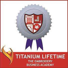 Titanium Lifetime Membership EBA -6 pay