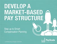 Develop a Market-Based Pay Structure
