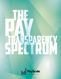 The Pay Transparency Spectrum