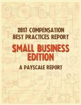 2017 Compensation Best Practices Report