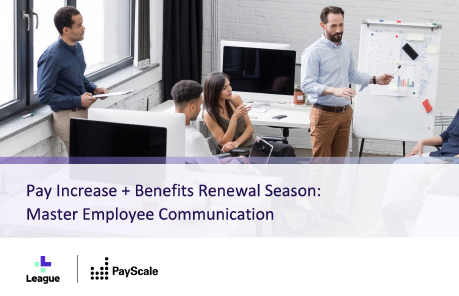 Pay Increase and Benefits Renewal Season