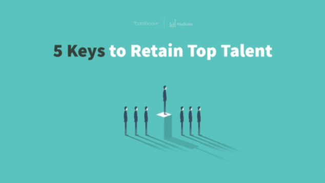 5 Keys for Retaining Top Talent