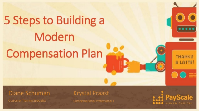 H5 Steps to Building a Modern Comp Plan