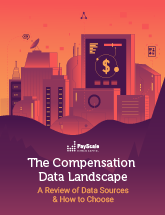 The Compensation Data Landscape