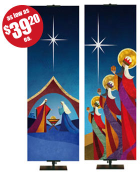 NEW! Silent Scenes of Christmas