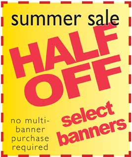Church Banners on Sale and Clearance