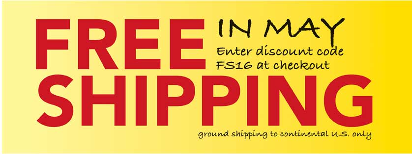 Half Off Plus Free Shipping