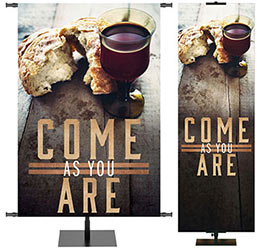 New Communion Banners
