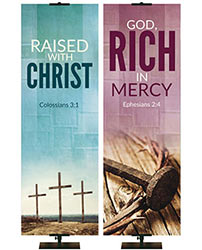 Easter Banners - Easter Adorations