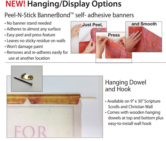 Wall Art Hanging and Display Options