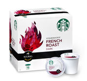 Starbucks French Roast K-Cup Pods 32 Count