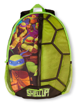 Teenage Mutant Ninja Turtles 'Shell Up' Backpack