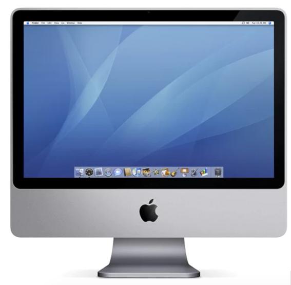 "Apple 20"" iMac"