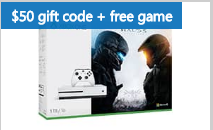 Xbox One S Halo Bundle